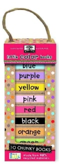 Little Color Books (Board book)