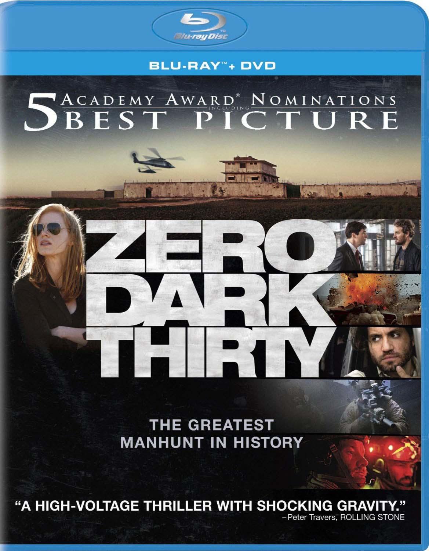 Zero Dark Thirty (Blu-ray/DVD)