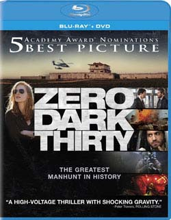 Zero Dark Thirty (Blu-ray/DVD)