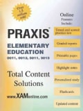 Praxis Elementary Education 0011, 0012, 5011, 5015 (Paperback)
