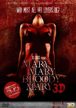 Mary, Mary, Bloody Mary (DVD)