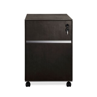 Jesper Office 300 Espresso File Cabinet