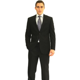 Ferrecci Men's Slim Fit 2-button Jacket and Pant Suit Set