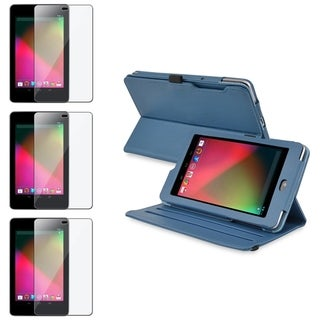 BasAcc Case/ Screen Protector for Google Nexus 7
