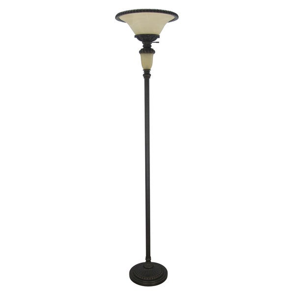 Pembroke Torchiere Floor Lamp