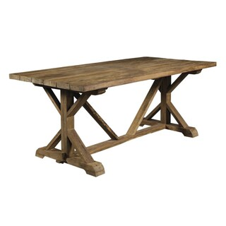 Xena Outdoor Reclaimed Teak 79-inch Dining Table