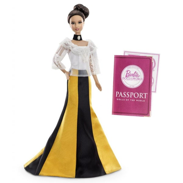 Barbie Dolls of the World - Philippines Barbie Doll