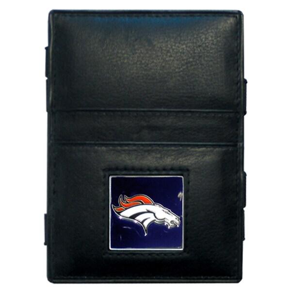 NFL Leather Jacob's Ladder Wallet