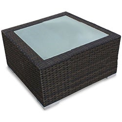 Lucaya Outdoor Square Coffee Table