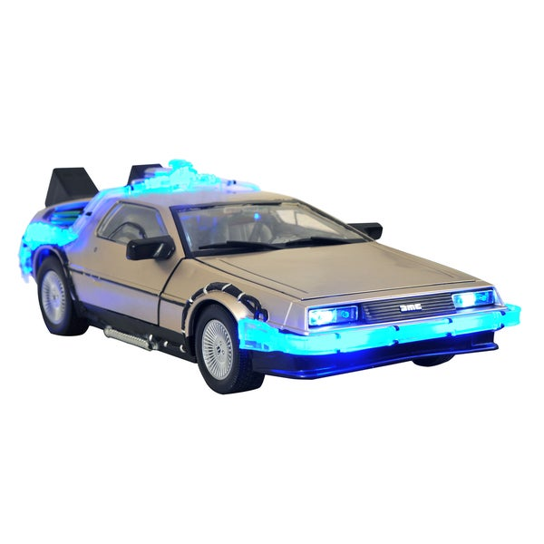 Back To The Future Time Machine Mark I Car