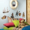 Pirates Peel & Stick Wall Decal Art