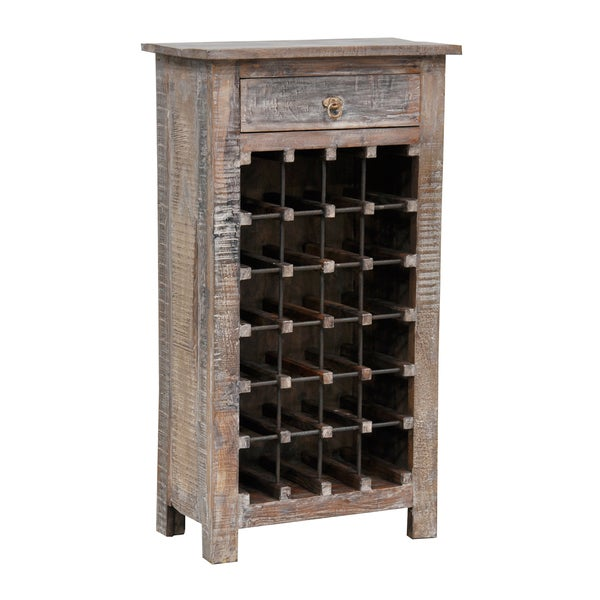 Kosas Home Bono Wine Cabinet