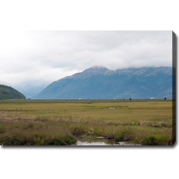 Wild Alaska Canvas Art