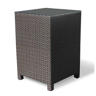 King Outdoor Small Cube Side Table