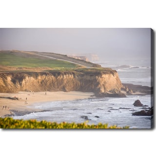 'Wild Big Sur' Canvas Art