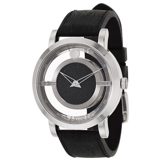 Movado Men's Translucent Museum Watch