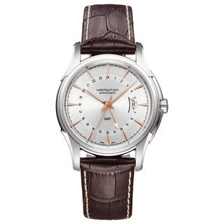 Hamilton Men's 'Jazzmaster' Traveler Watch