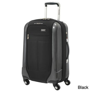 Ricardo Beverly Hills Crystal City 20-Inch Expandable Carry On Spinner Upright