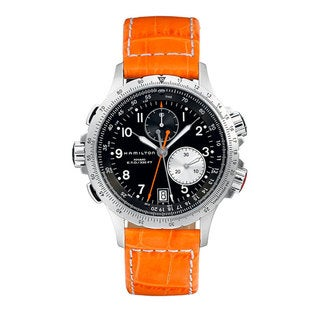 Hamilton Men's Khaki Field Chronograph Watch