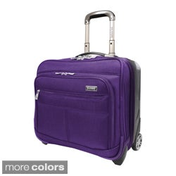 Ricardo Beverly Hills Crystal City 16-inch Carry-on Wheeled Tote