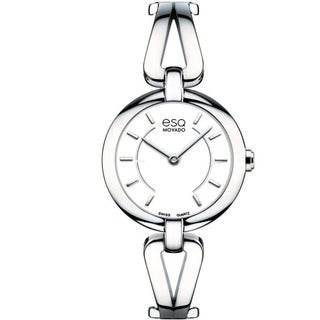 Movado &#39;ESQ Corbel&#39; Women&#39;s Stainless Steel Watch