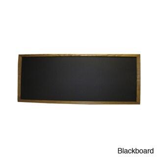 Framed Chalkboard (2' x 5')