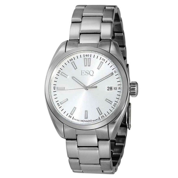 ESQ by Movado Men's 'Sport Classic' Stainless Steel Watch