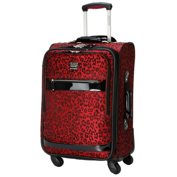 Ricardo Beverly Hills Savannah 20-Inch Two Compartment Carry On Spinner Upright