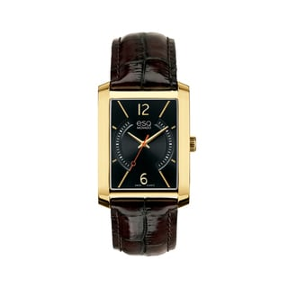ESQ by Movado Men's 'Synthesis' Rectangular Watch