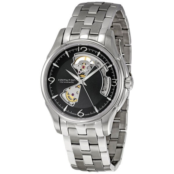 Hamilton Men's Jazzmaster Open Heart Automatic Watch
