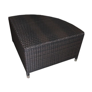 Circa Outdoor 1/4 Round Coffee Table