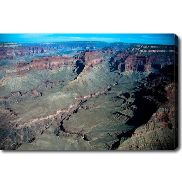 'The Magnificent Grand Canyon' Canvas Art