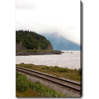 'Wild Alaska' Canvas Art