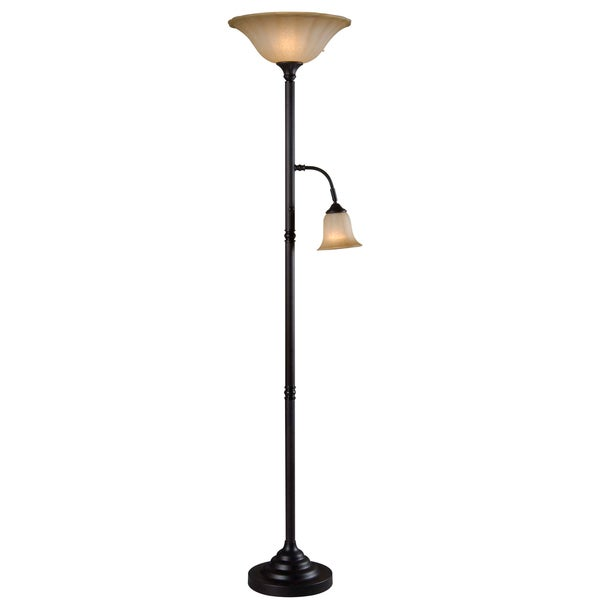 Dansby Torchiere Lamp