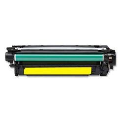 HP CF032A Remanufactured Yellow Toner Cartridge