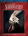 Schindler's List (20th Anniversary Edition) (Blu-ray/DVD)