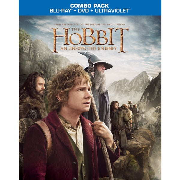 The Hobbit: An Unexpected Journey (Blu-ray Disc) 10548953