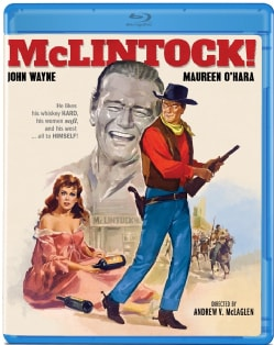 McLintock! (Blu-ray Disc)