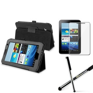 INSTEN Tablet Case Cover/ Protector for Samsung Galaxy Tab 2/ P3100/ P3110/ 7.0