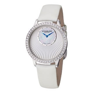 Stuhrling Original Women's 'Radiant' Swiss Quartz Watch