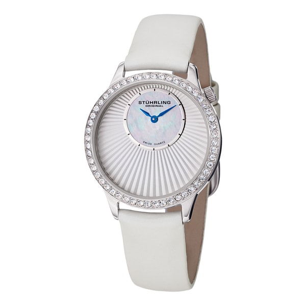 Stuhrling Original Women's 'Radiant' Swiss Quartz Watch
