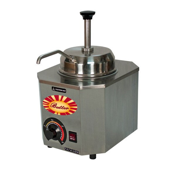 Paragon Pro-Deluxe Butter Warmer Pump Unit