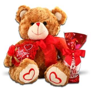 Alder Creek Gift Baskets Valentine's Day Message Gift