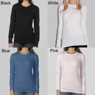 Women's Long Sleeve Thermal Shirt