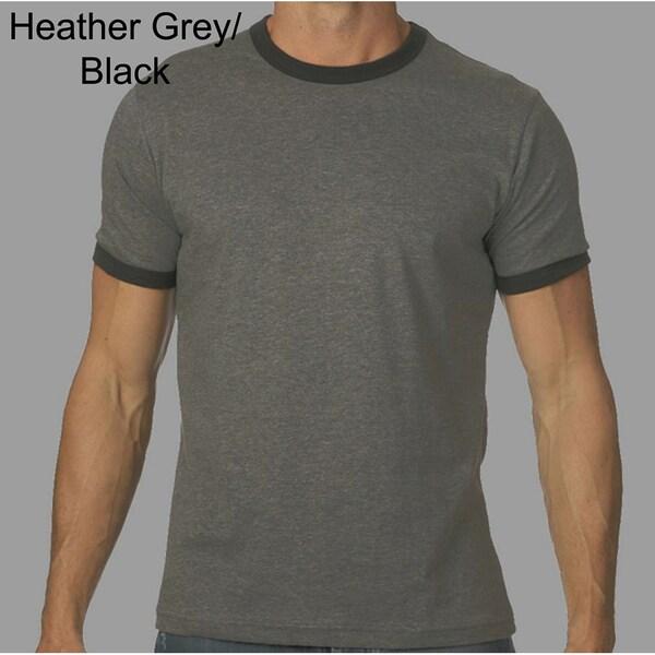 Canvas Men's Ringer Jersey T-Shirt