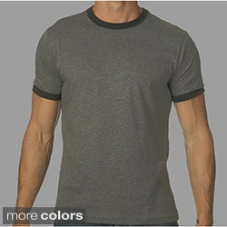 Canvas Men's Ringer Jersey T-Shirt