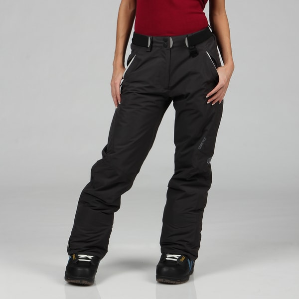 Marker Women's 'Farenheit' Black Insulated Snow Pants