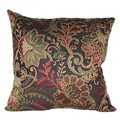 Classico Cocoa 16-inch Square Throw Pillow