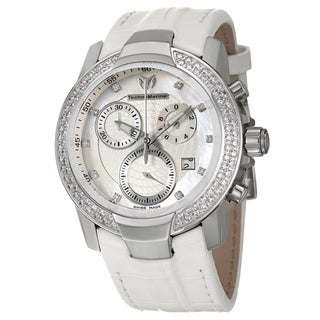 TechnoMarine Women's 'UF6' Diamond Accent Swiss Quartz Watch
