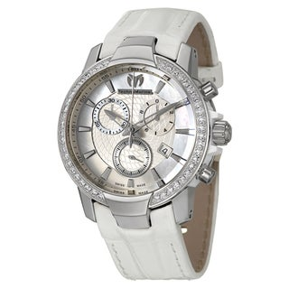 TechnoMarine Women's 'UF6' Stainless Steel Swiss Quartz Watch